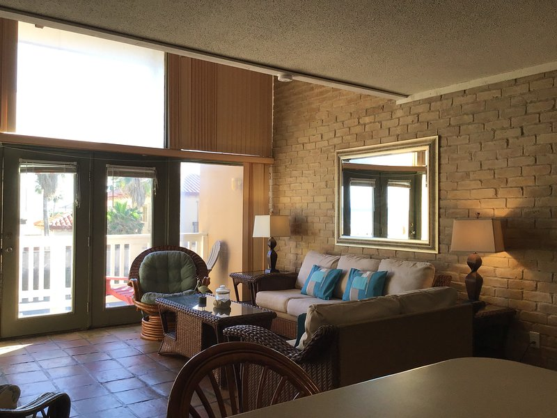 3 Bedroom Condo Ocean View Jupiter Has Air Conditioning And Washer Updated 2019 South Padre