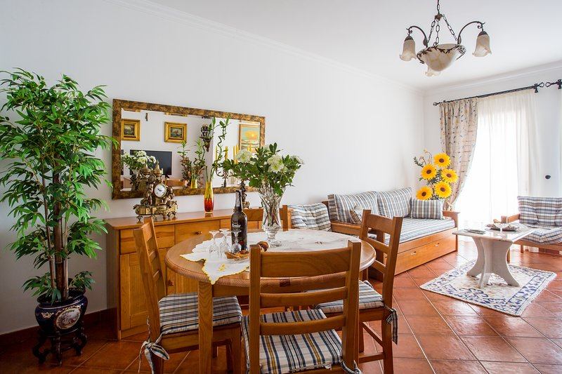 Elegant Sea View Apartment, vacation rental in Nazare