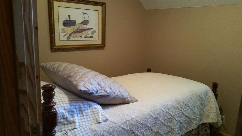 Small bunk room upper level