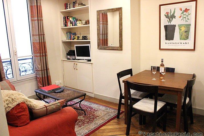 D'Orsay Impressive-Impressionist's Two Bedroom - ID# 103, location de vacances à Paris