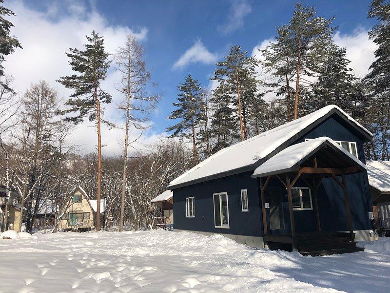 Hakuba Shiro Usagi, vakantiewoning in Chubu