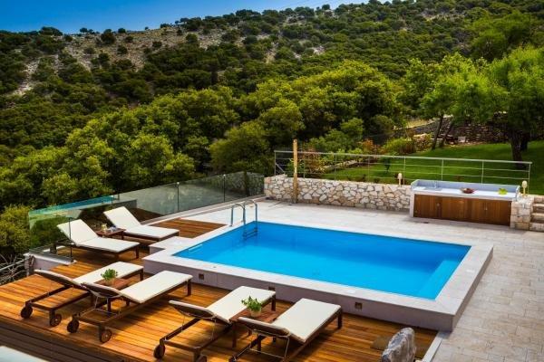 Iconic Villa Vada, vacation rental in Agia Efimia