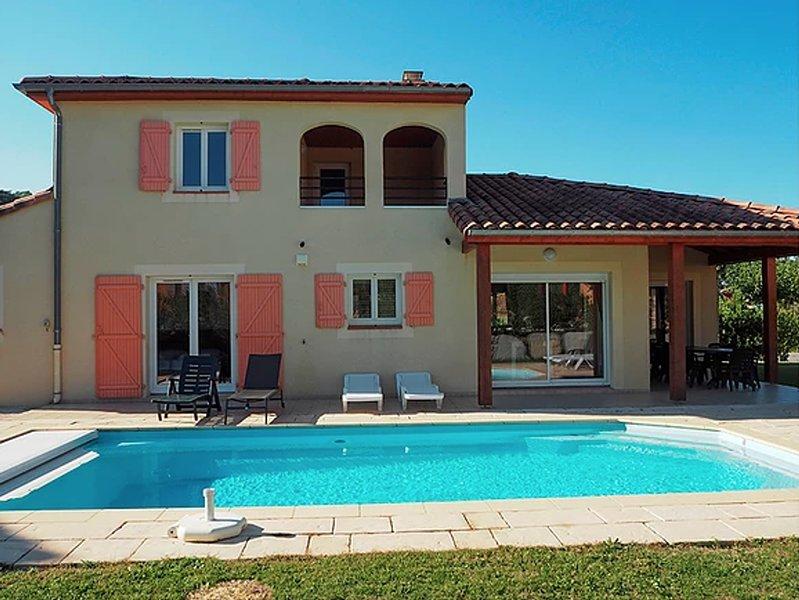 Villa Lune, holiday rental in Vallon-Pont-d'Arc