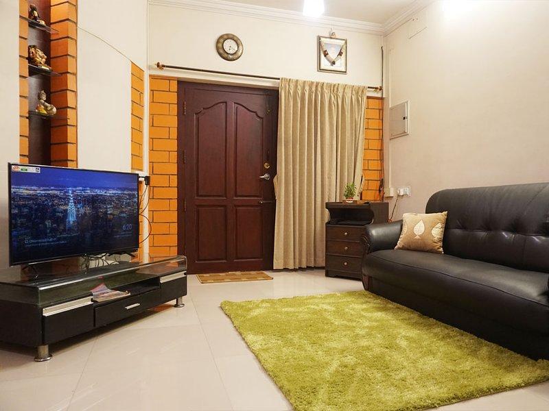 Nandhanam Eco Home Stay, location de vacances à Coimbatore