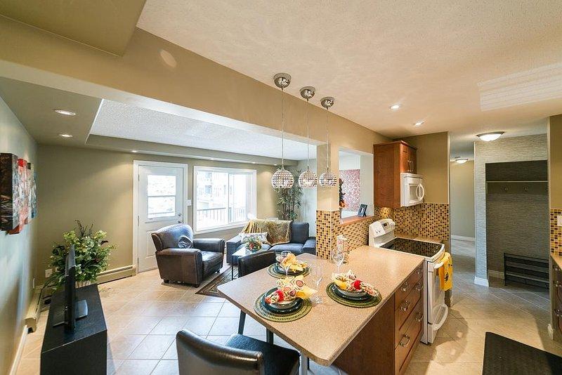 McKinnon Pointe #302, holiday rental in Spruce Grove