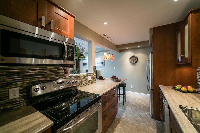 McKinnon Pointe #103, holiday rental in Spruce Grove