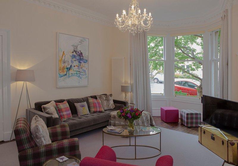 The Townhouse * Stockbridge, holiday rental in Edinburgh