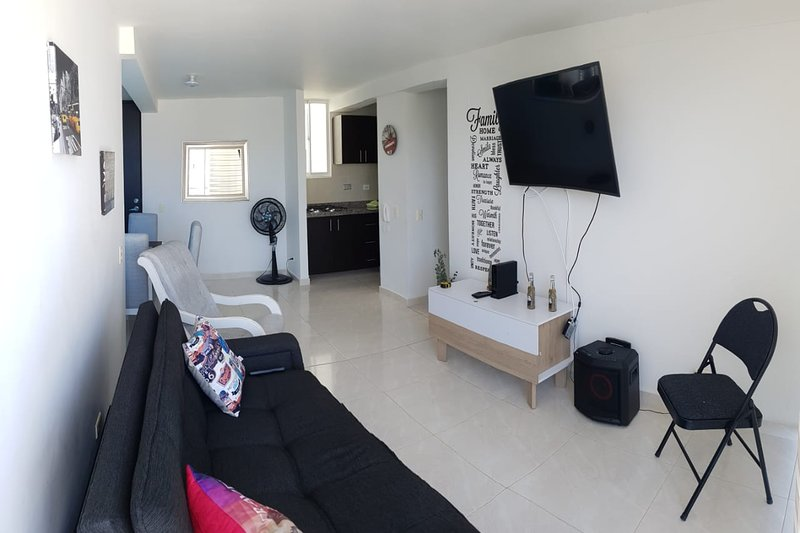 APARTAMENTO TORRES DEL SOL, holiday rental in Magdalena Department
