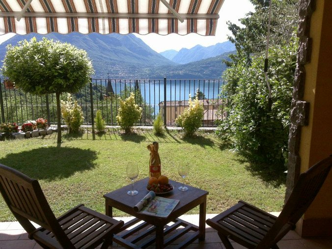 Alla Vigna Panoramica, Ferienwohnung in Regoledo