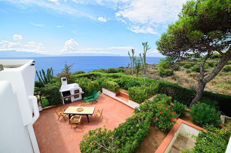Villa Linda in Terrasini, aluguéis de temporada em Cinisi