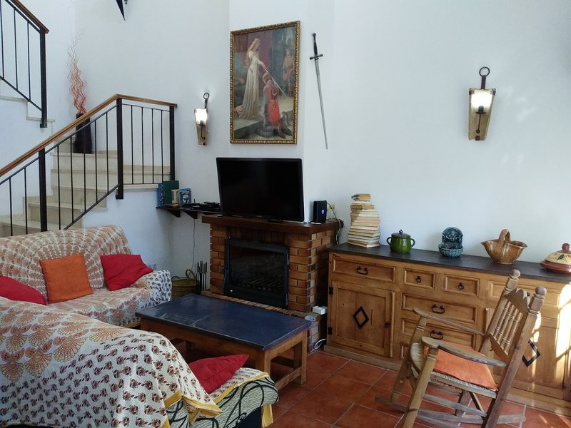 LAS LAGUNETAS - DESCANSO RURAL, holiday rental in Benalup-Casas Viejas