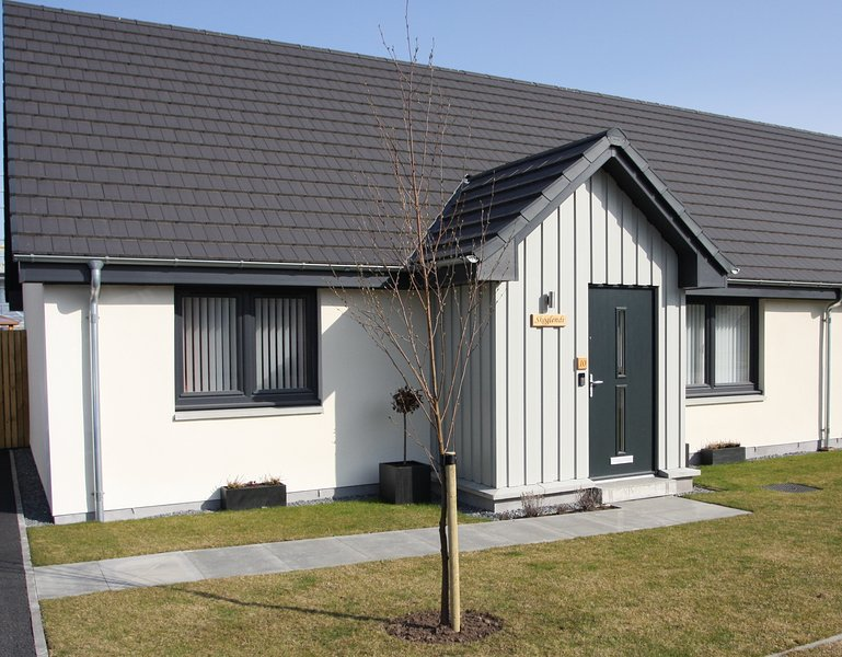 Cosy modern cottage in the Cairngorms National Park, holiday rental in Boat of Garten