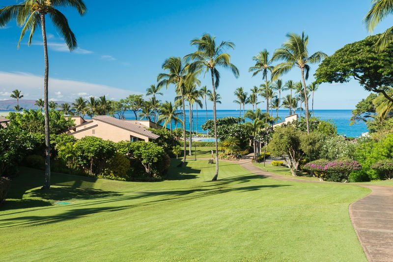 Wailea Ekahi 46A-This Sprawling Resort Features Manicured Lawns and Tropical Land