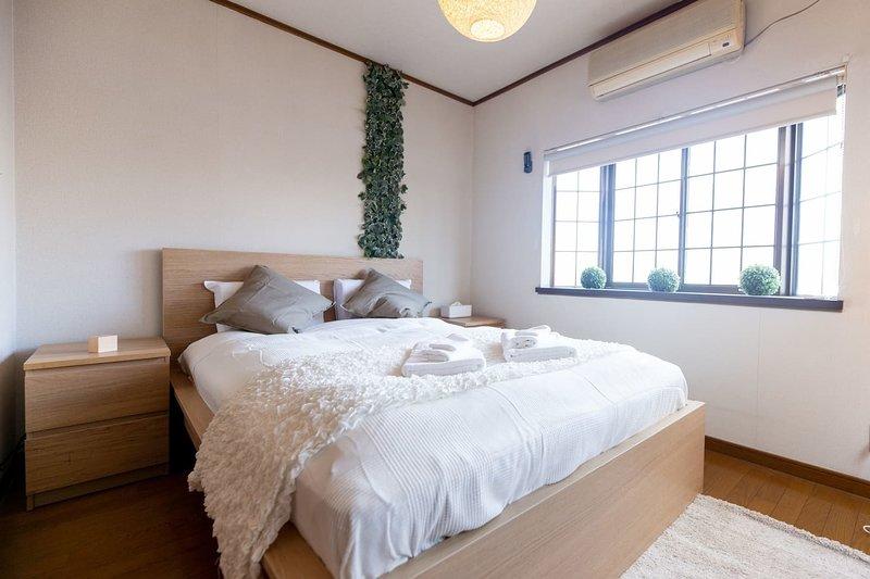 Midoribashi 4 Stories House MD01, alquiler vacacional en Ibaraki