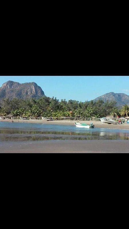 Beach bay Villa rica