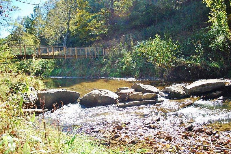 Little Horse Creek to Long Branch