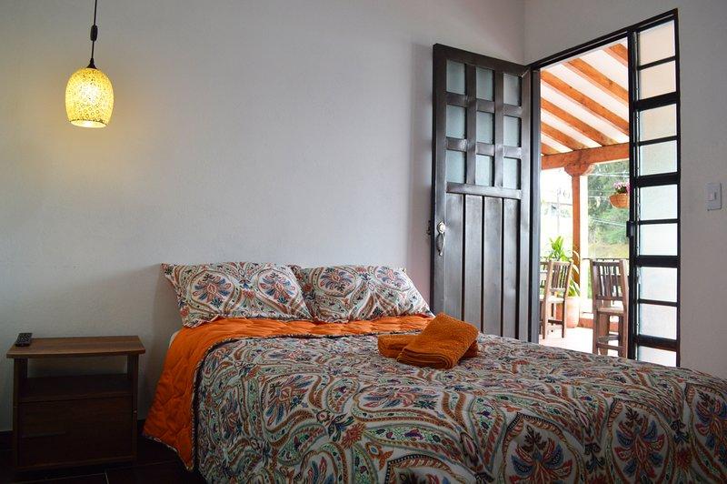 Balcones de la Casona Hostel, aluguéis de temporada em Guatape