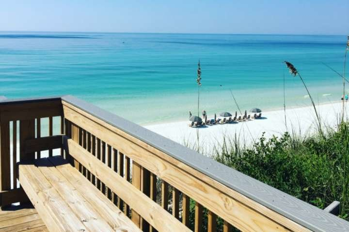 Blue Mountain Beach Townhome-Steps to Private Beach Access-Community Pool, holiday rental in Santa Rosa Beach