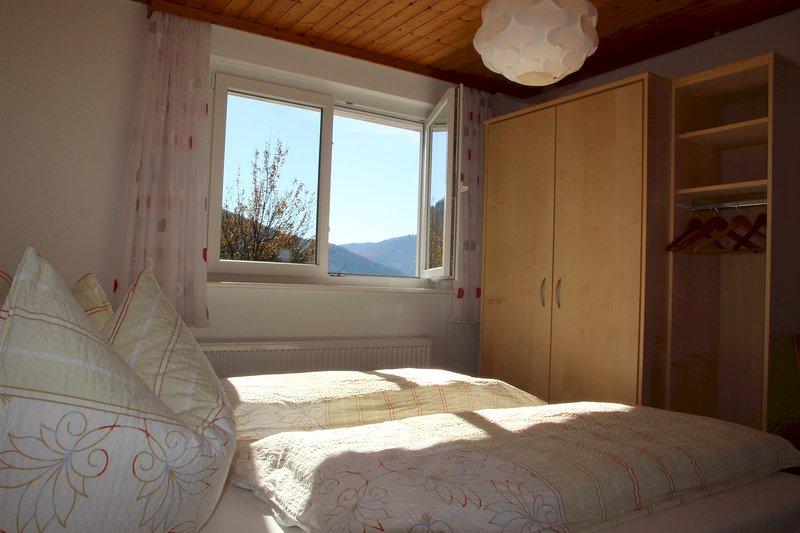 Apartment Hasenhorn-Blick Todtnau - Traditionelle schwarzwälder, Ferienwohnung in Bürchau