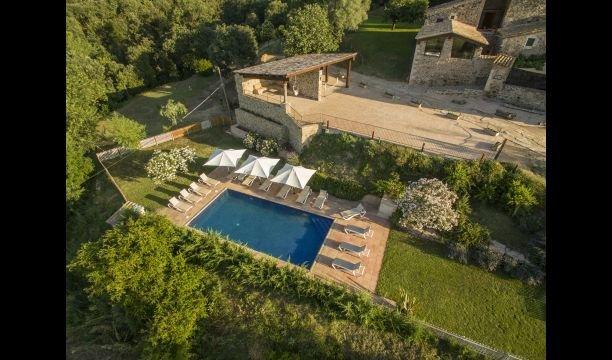 Aiguaviva Villa Sleeps 18 with Pool - 5813386, holiday rental in Cassa de la Selva