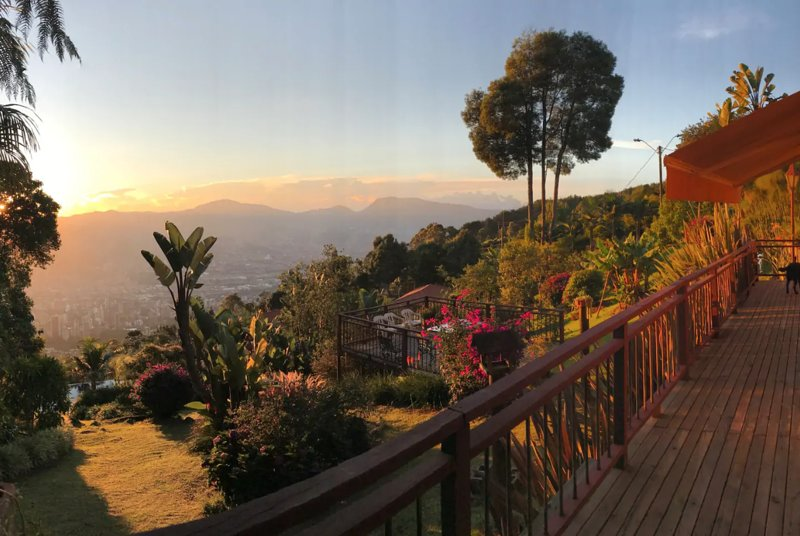 Peaceful Cottage in Medellin - Breathtaking view, casa vacanza a Carmen de Viboral