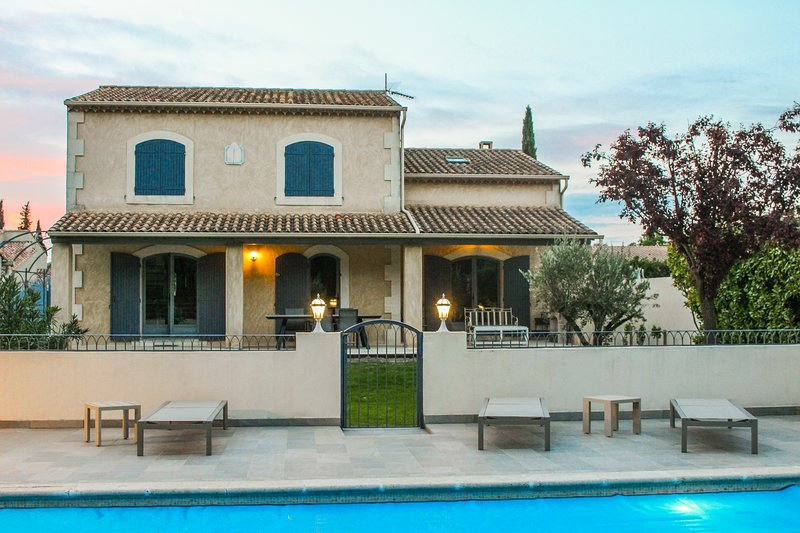 vacances au provence Villa solead holiday house in Provence
