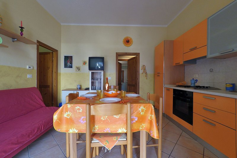 Condominio Alfa - ALFA 53, holiday rental in Lido di Pomposa