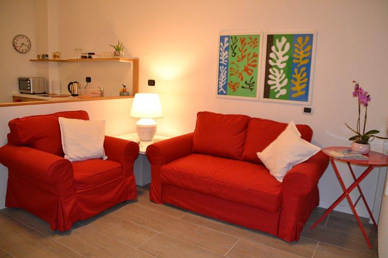 La dimora di Amélie, holiday rental in Dozza