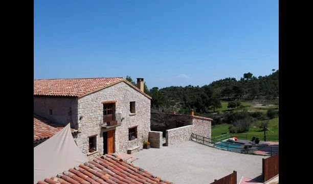 Castelloli Villa Sleeps 12 - 5622435, location de vacances à Els Hostalets de Pierola