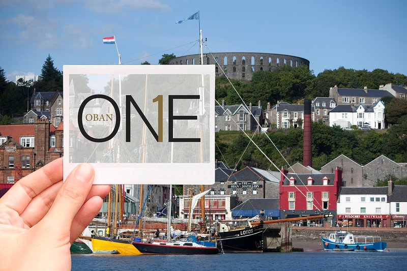 One Oban, vacation rental in Connel