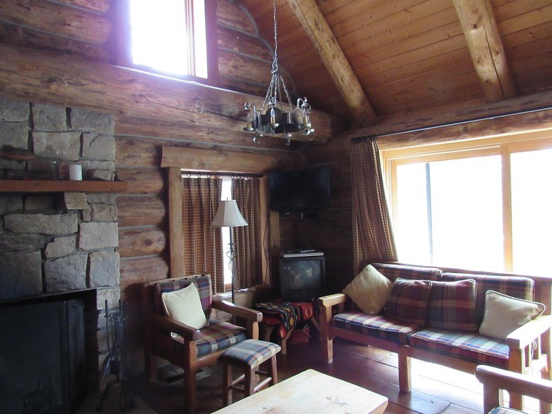 McCarthy Cabin Living Room Image