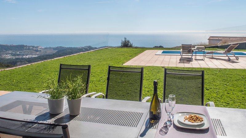 Hermosa villa en costa de Barcelona, vacation rental in Sant Cebria de Vallalta