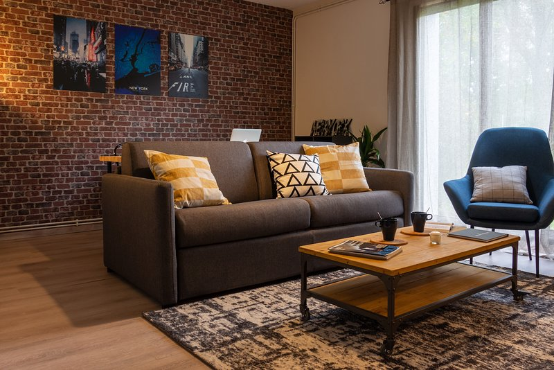 ToulouseCityStay Colomiers lounge
