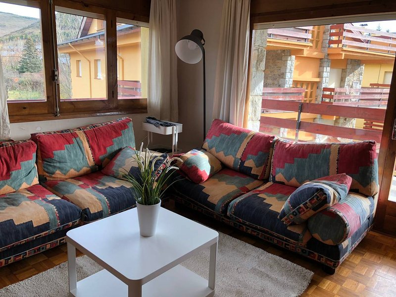 Apartamento en Llívia, holiday rental in Angoustrine