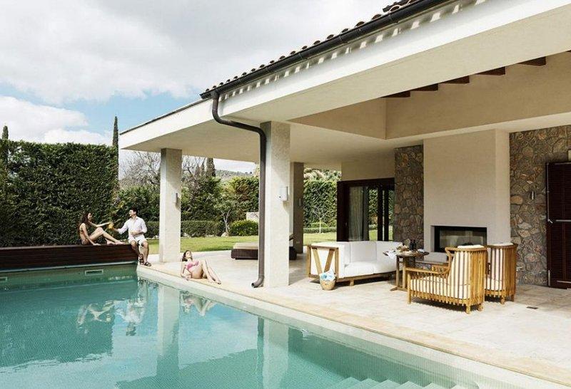 Villa Canyamel, holiday rental in Cala Agulla
