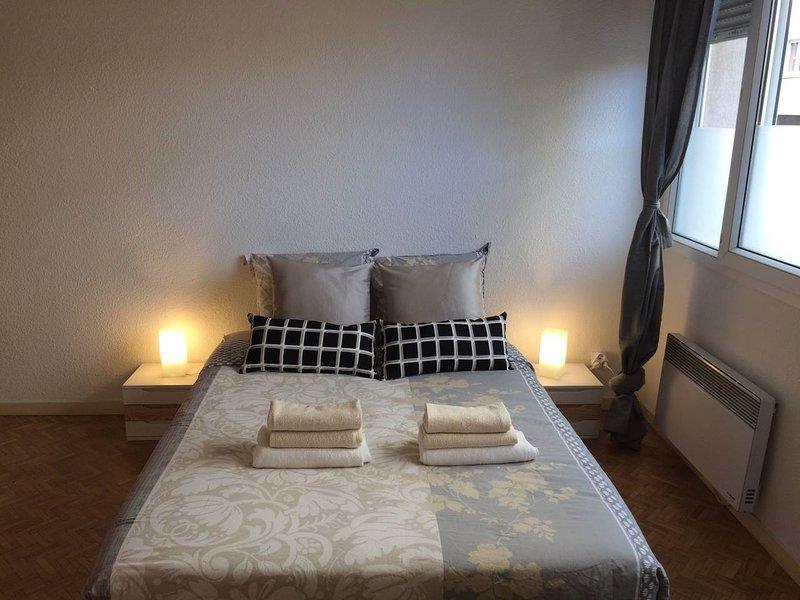 Studio Confort Part-Deu Saint Eusébe, holiday rental in Bron