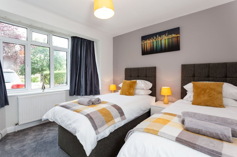 The Northgate, holiday rental in Crawley