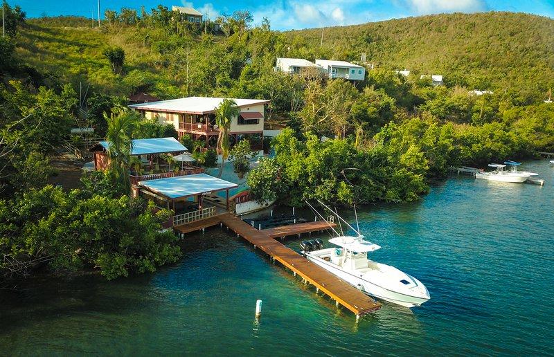 Pelicano Oceanfront /$195-$1,450/nt, Cap 2-18 guests, vacation rental in Culebra