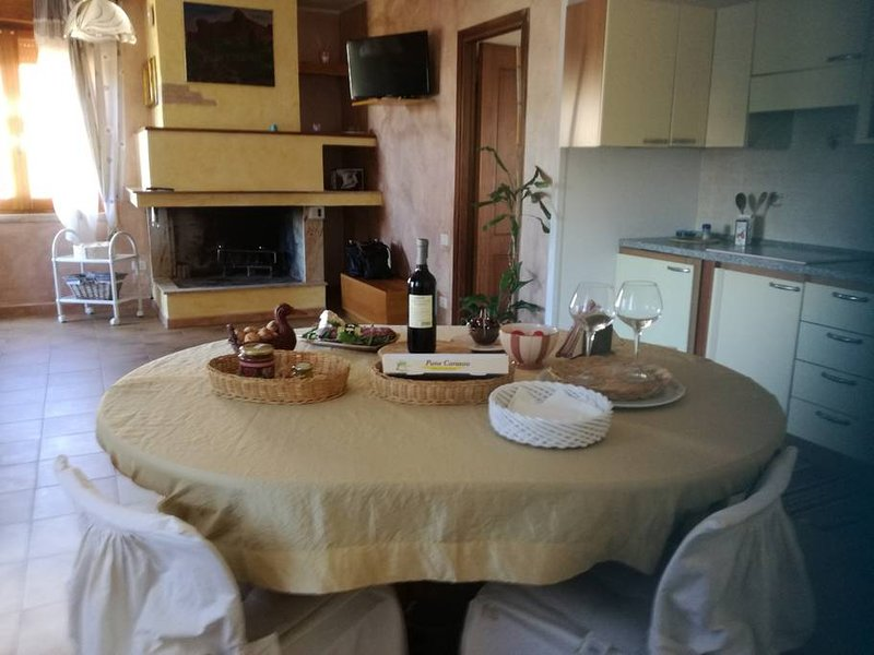Beautiful apartment near the beach, holiday rental in Villaggio delle Mimose