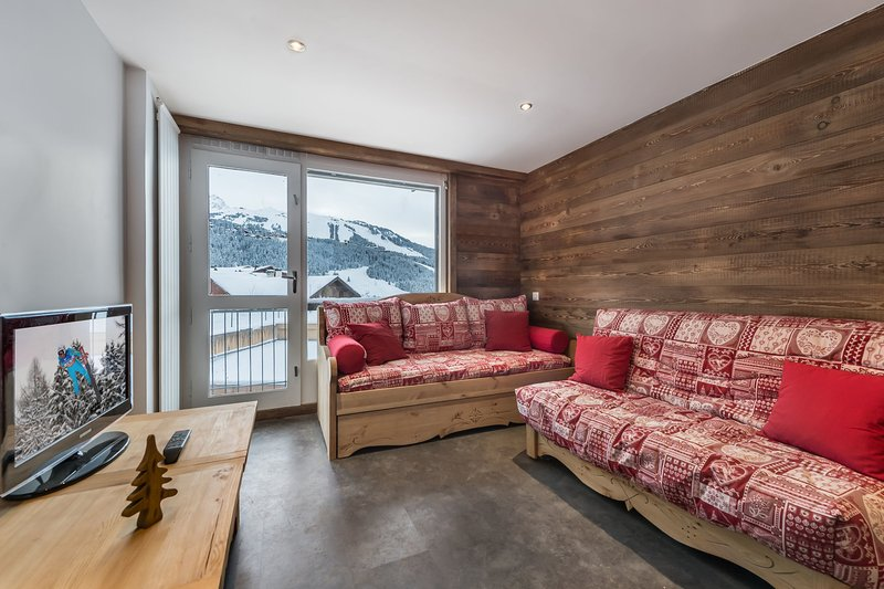 Apartment Reid Chalet in Courchevel