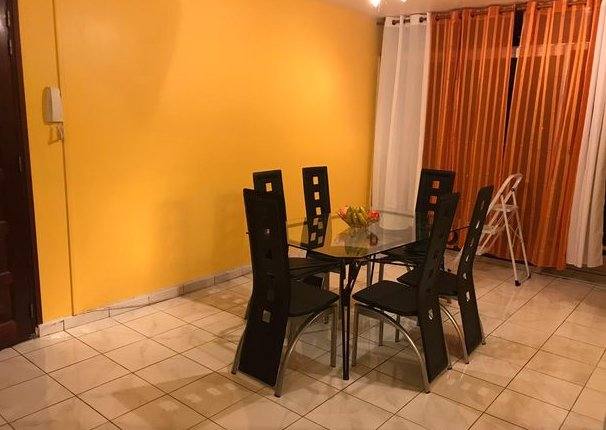 Nice apt with balcony & Wifi, vakantiewoning in Pointe-à-Pitre