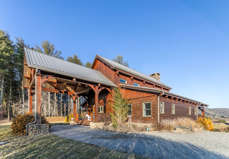 River Mill Lodge, holiday rental in Sugar Grove