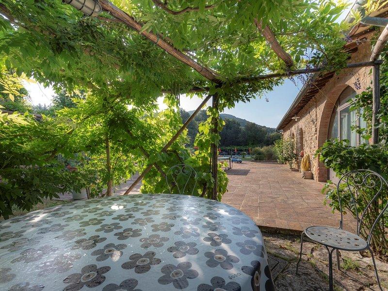 Country House a Casole d'Elsa ID 457, alquiler vacacional en La Selva