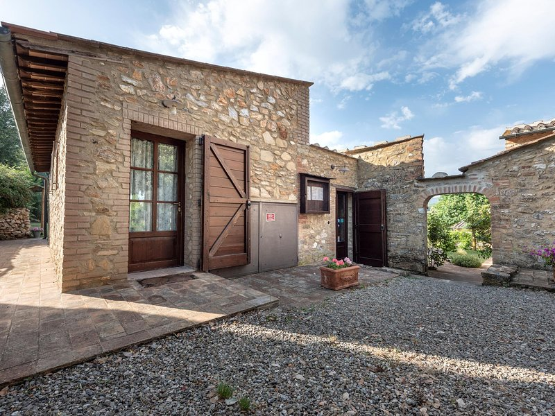 Country House in Casole d'Elsa ID 513, holiday rental in Capannino della Suvera