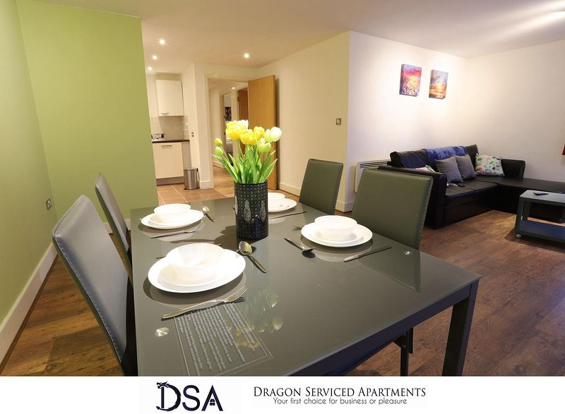 ICC/Arena/Fiveways Central Apartment, casa vacanza a Kings Norton