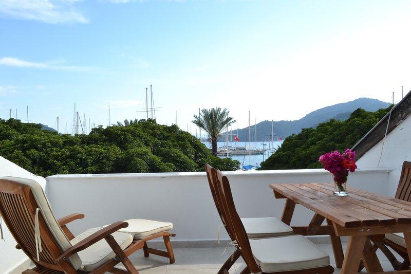 Holiday Apartment Guney 4, vacation rental in Gocek