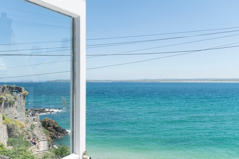 Outstanding Leos Cottage St Ives Cornwall Has Dvd Player And Home Interior And Landscaping Ologienasavecom