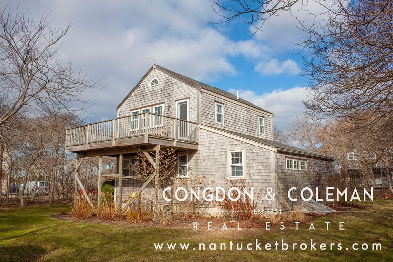 16 Berkeley Street, Nantucket, MA, holiday rental in Siasconset
