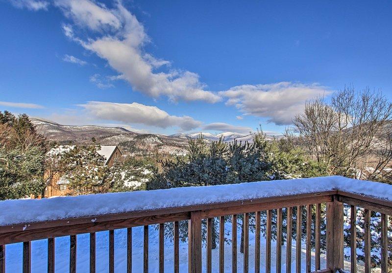 Bartlett Condo-Mins to Attitash & Story Land!, vacation rental in Glen