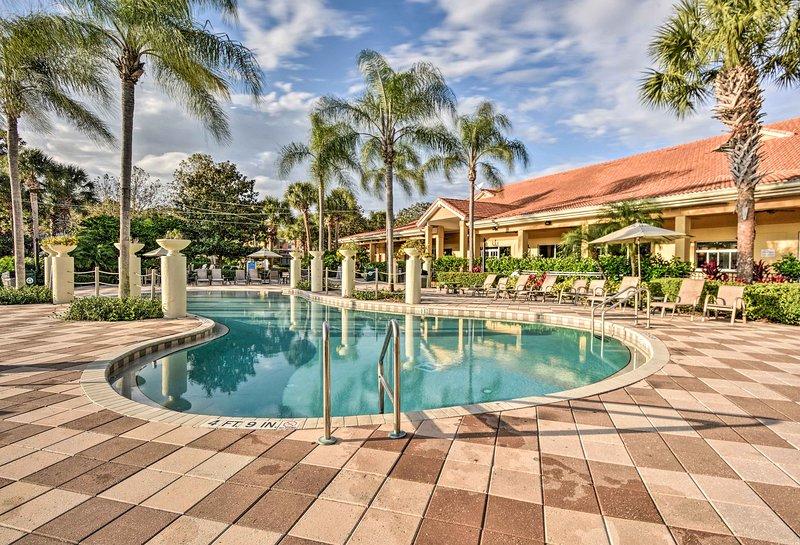 Unwind in this lavish 3-bedroom, 2.5-bathroom vacation rental condo for 6.